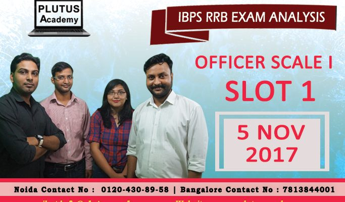 Questions Asked IBPS RRB Officer Scale 1 Mains November 2017